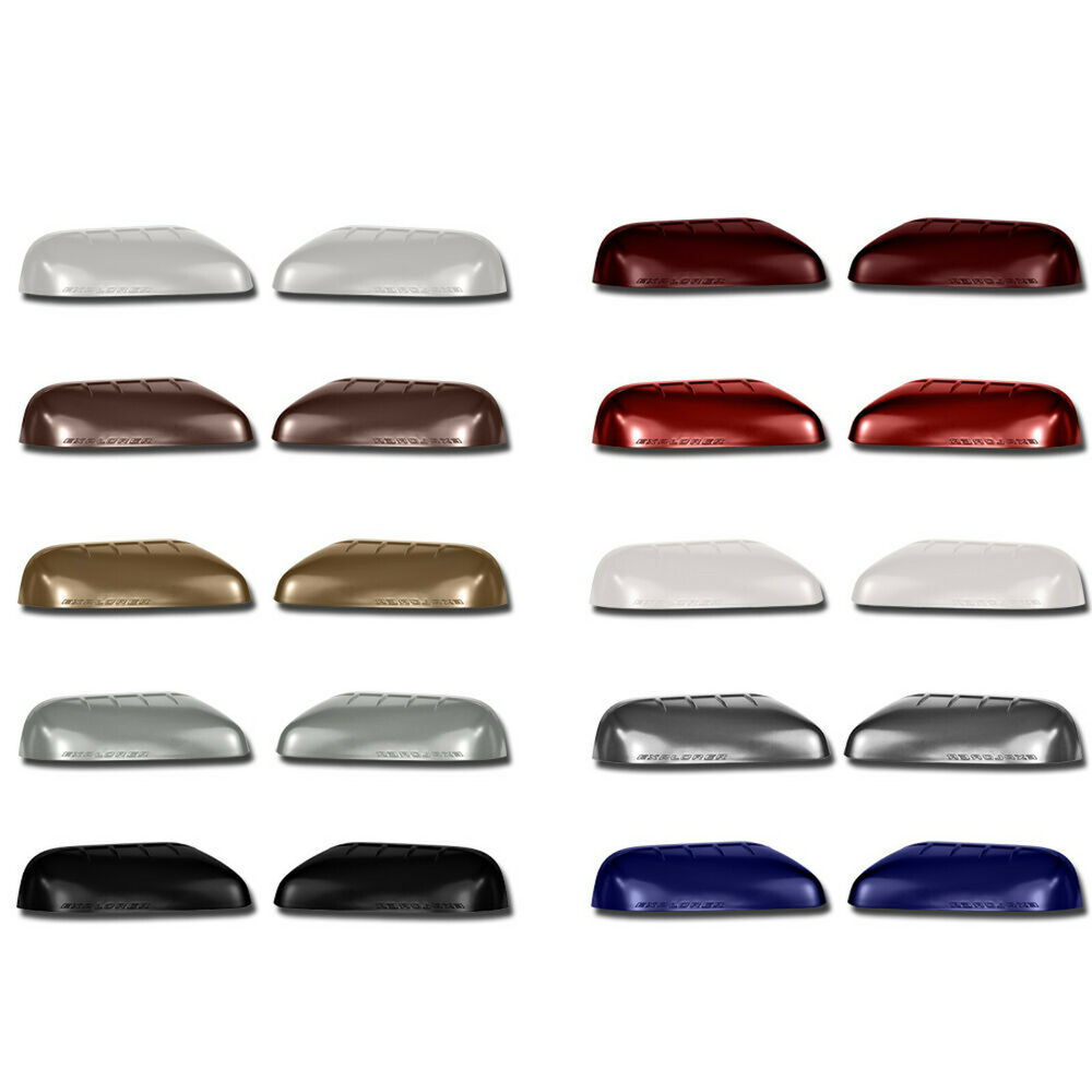 ... 2017 Ford Explorer PRE PAINTED Mirror Cover Caps PAIR - All Colors