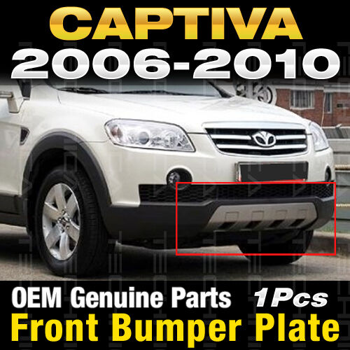 OEM Genuine Parts Front Bumper Plate Skid Plate 1Pcs For