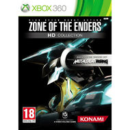 Zone of the Enders HD Collection XBOX 360 Game Original, New & Sealed Pack