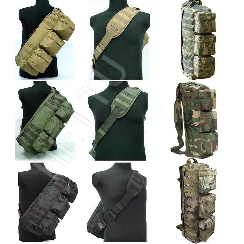 Transformers Molle Tactical Shoulder Go Pack Bag 51