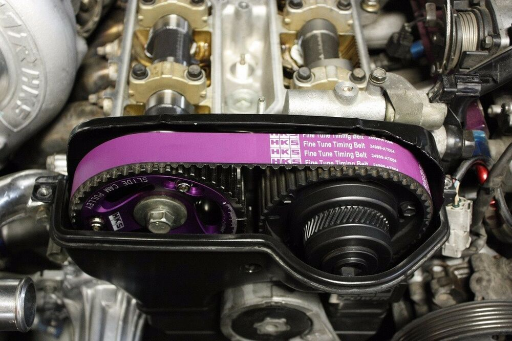 2jz Ge Vvti Timing Belt Install