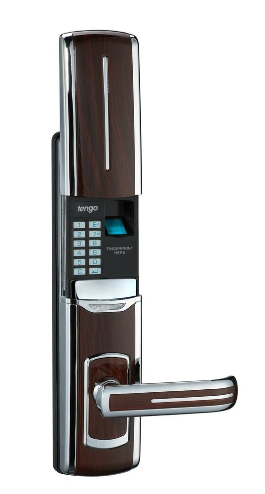 Brand New Biometric Fingerprint Door Lock Digits Pad