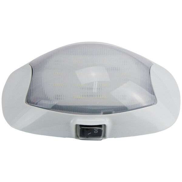 Caravan Awning Light LED Waterproof Porch 12 Volt Boat RV Camper On Off Switc...
