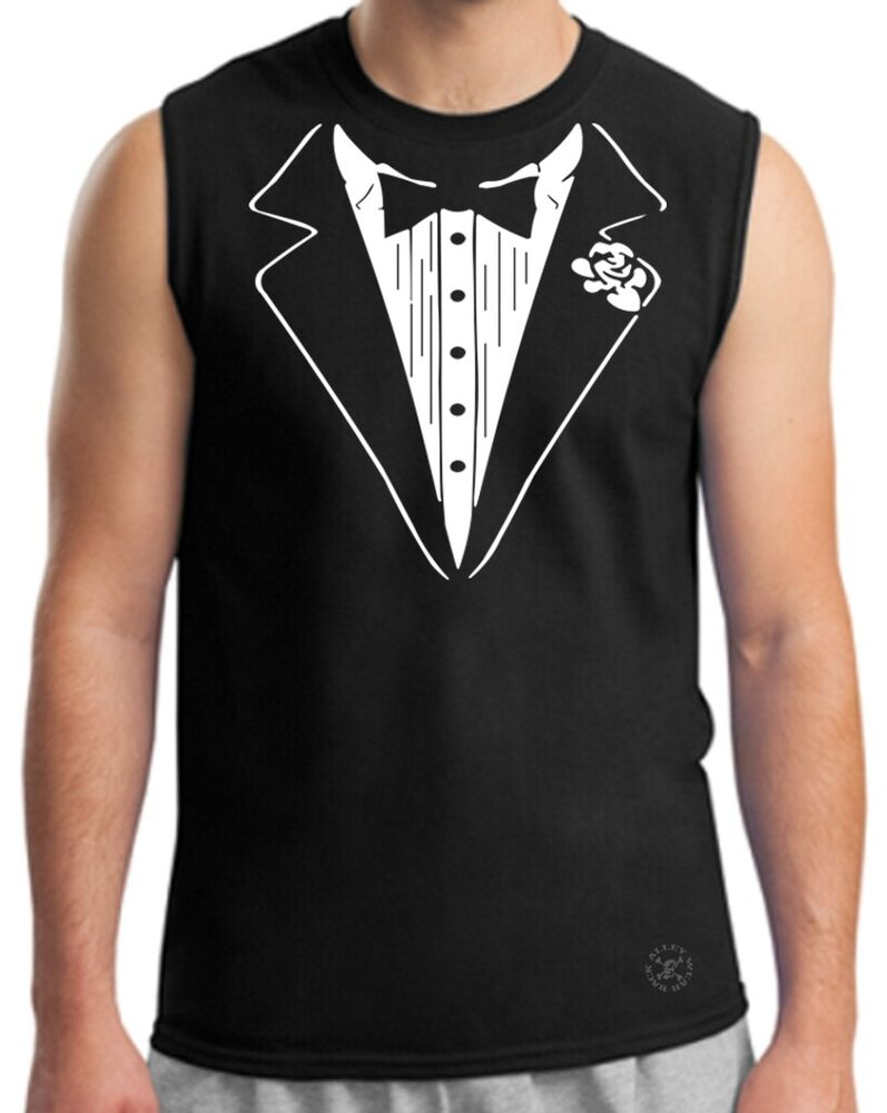 Sleeveless T Shirts For Men