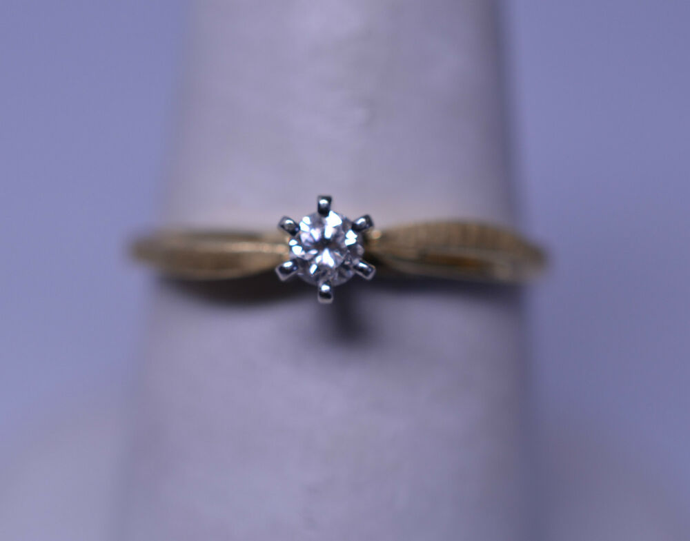 Carat Vintage Diamond Rings