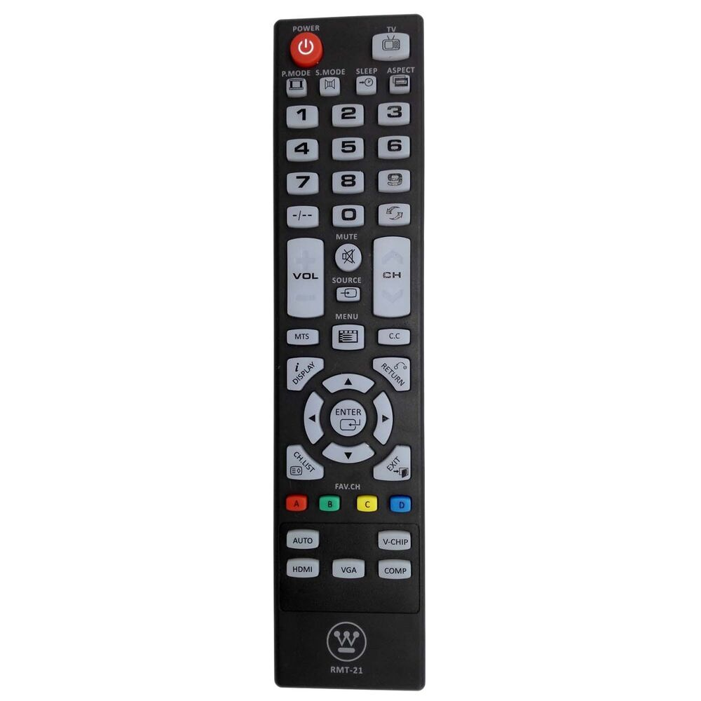 how to get new shaw remote control