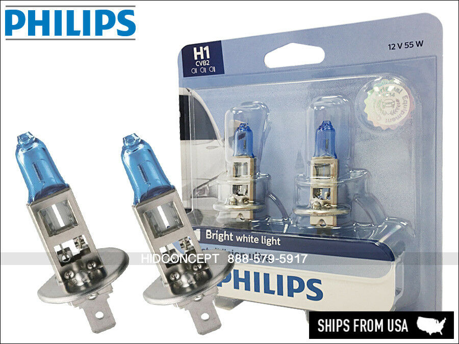 new h1 philips crystal vision ultra xenon hid look. Black Bedroom Furniture Sets. Home Design Ideas