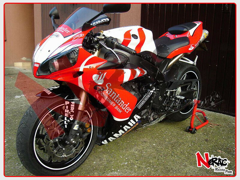 Carena abs fairing yamaha r1 2004 2005 2006 varie grafiche for Yamaha r1 deals