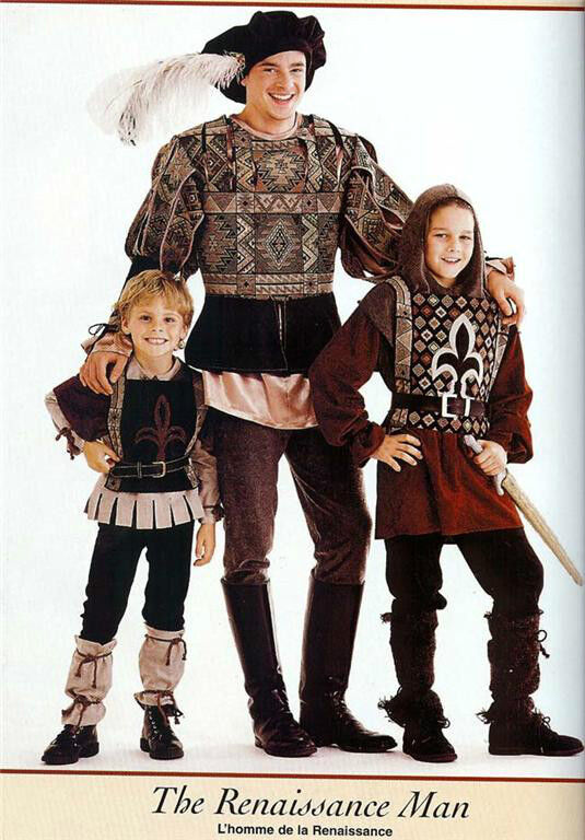 PATTERN McCALLS Game of Thrones Men's Doublet or Boys 3 t