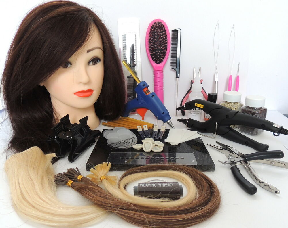Pre Bonded Micro Ring Nano Ring Hair Extensions Training Course