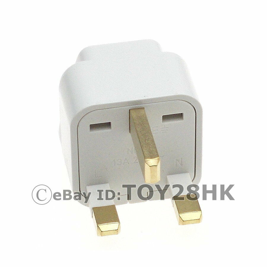 uk ireland travel adapter convert eu us au china japan to. Black Bedroom Furniture Sets. Home Design Ideas