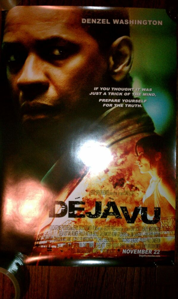 deja vu movie poster wwwimgkidcom the image kid has it