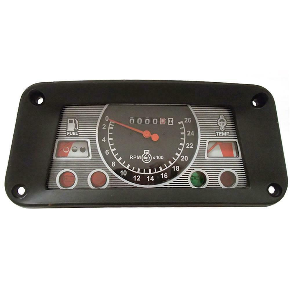 ford tractor instrument gauge cluster 2600 3600 3900 4100 Ford 3930 Wiring-Diagram