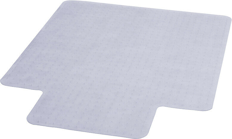 office chair mat carpet protector 36 x 48 slip resistant. Black Bedroom Furniture Sets. Home Design Ideas