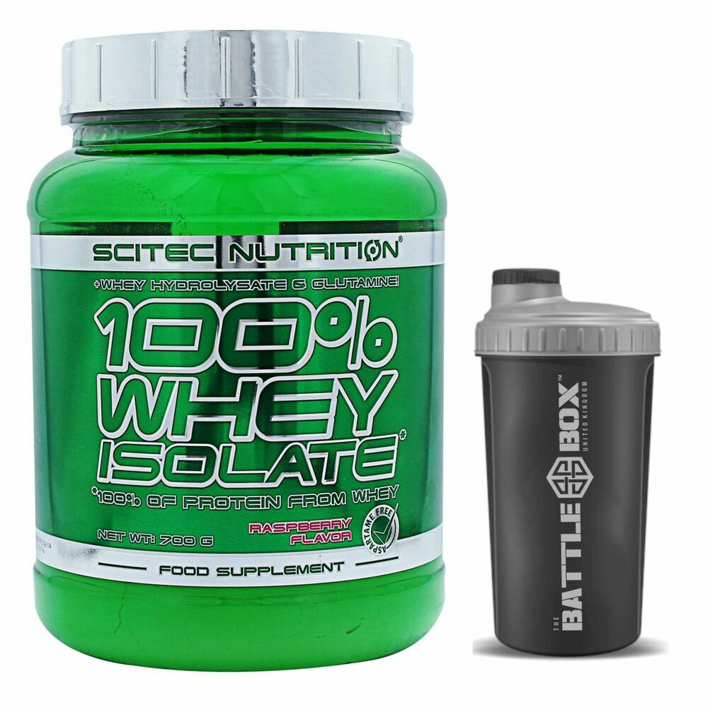 scitec nutrition 100 whey isolate protein 700g 2000g 4000g crossfit ebay. Black Bedroom Furniture Sets. Home Design Ideas