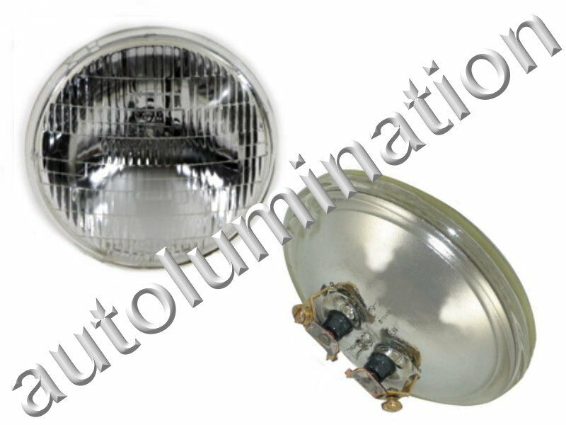 Tractor Headlight Bulb Sizes : New clear volt par sealed beam bulb headlight