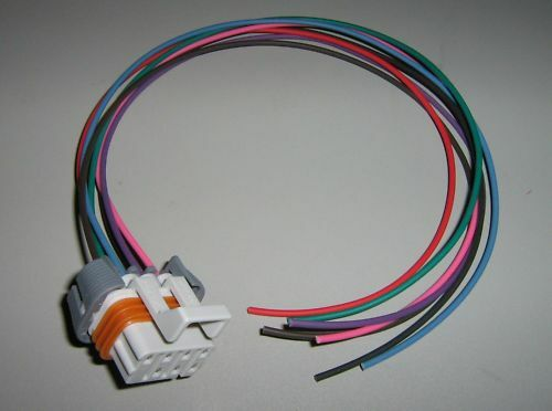Ls3 Coil Wiring Harness : Gm ls ignition coil harness pigtail engine
