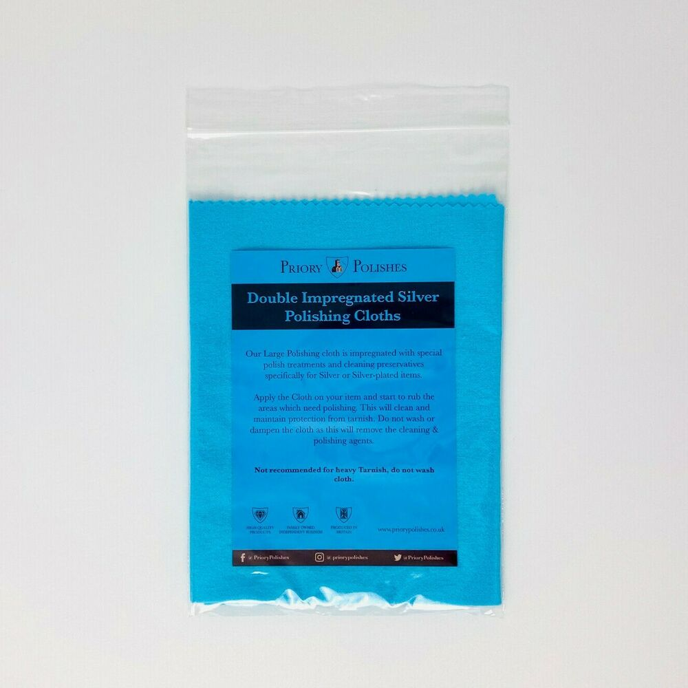 how to clean a polishing cloth