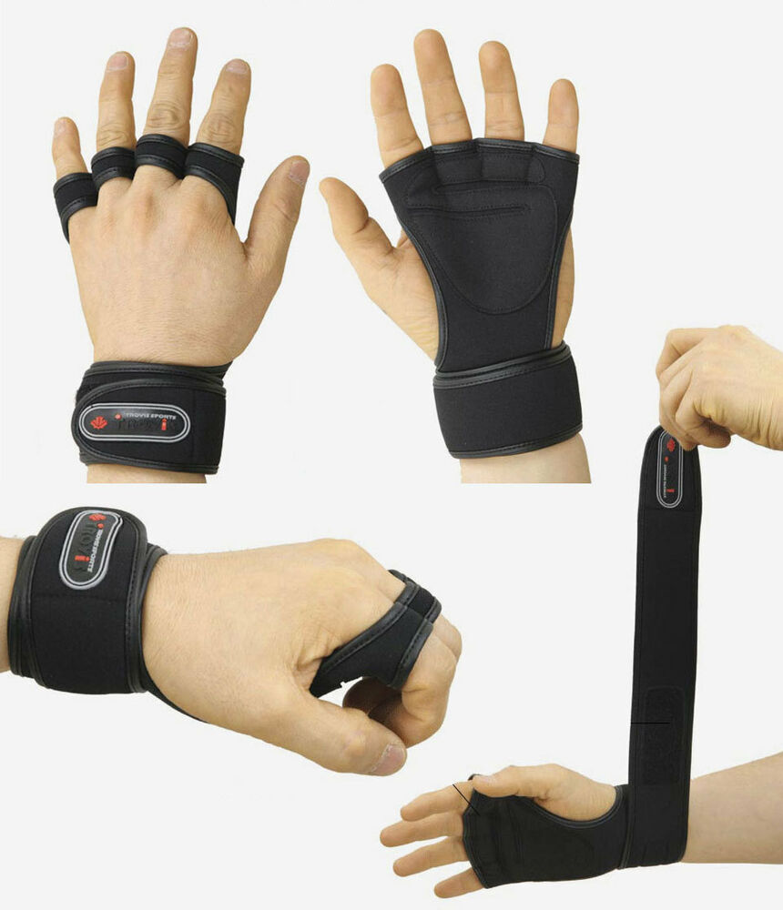 GYM Weight Lifting Gloves Health - 80.2KB