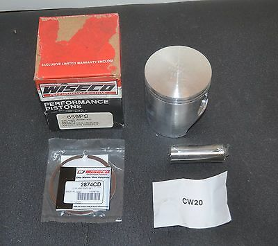 WISECO 659M07300 659PS FORGED PISTON KAWASAKI 900 STX STS ZXi PWC STD BORE
