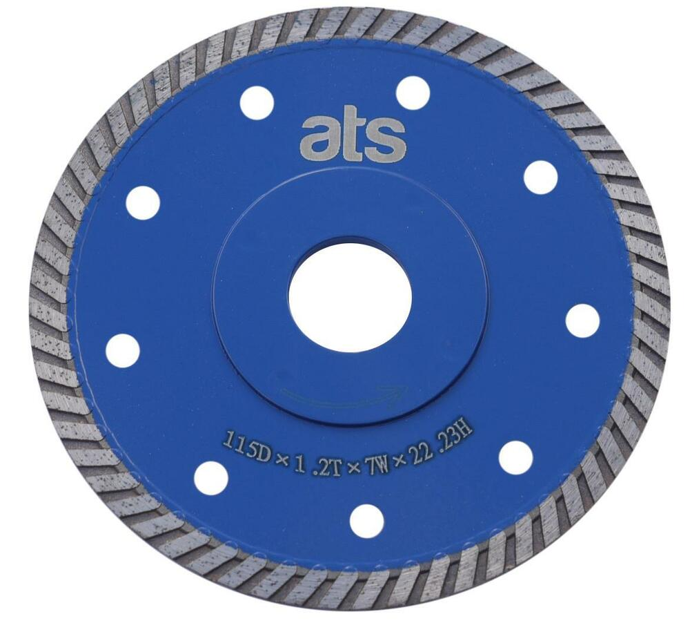 Porcelain Tile Turbo Flange Diamond Cutting Blade Disc