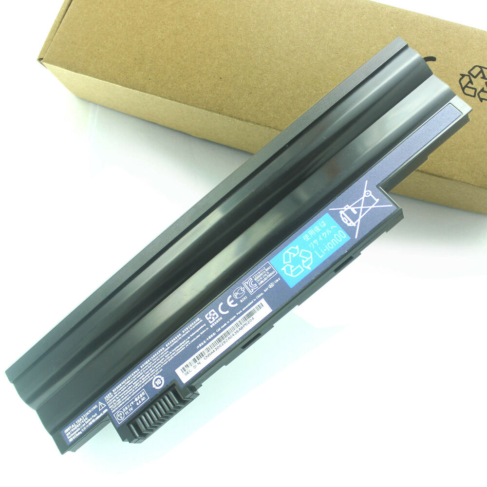 6cell NEW Battery For Acer Aspire One D270 D260 D255 D255E