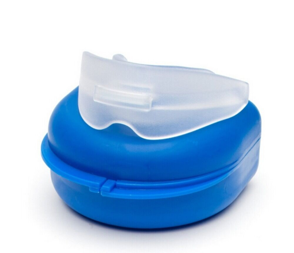 NHS ANTI SNORE SNORING MOUTH GUARD DEVICE SLEEP AID STOP ...