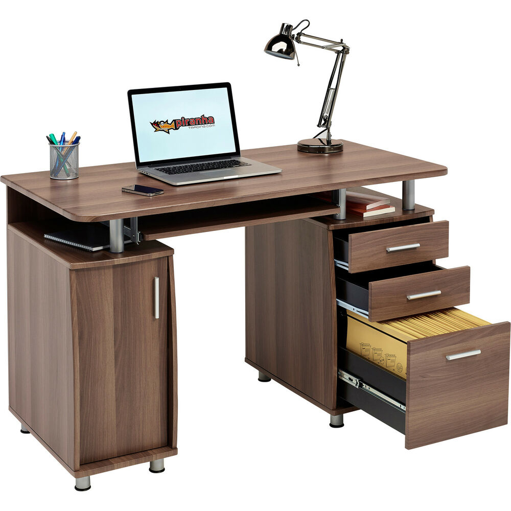 Large Computer Desk With Drawer & Cupboard Piranha. Project Table. Office Desk Clearance Sale. Dining Room Table Base. Kids Play Table With Storage. Ikea Office Desk Accessories. Maxtrix Desk. Cheap Table Cloths. Diy Desk Divider