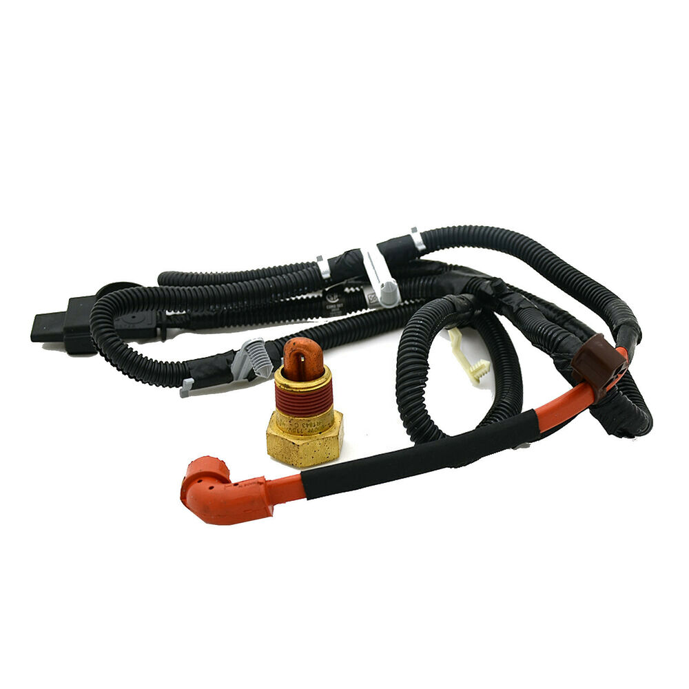 Oem New 2013 2014 Ford Mustang 3 7 V6 Block Heater Cord