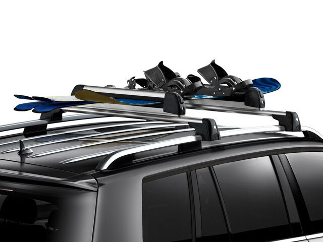 Mercedes benz r350 roof rack system for Mercedes benz roof rails