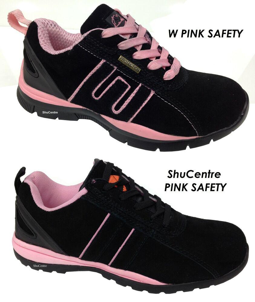 Anti Static Work Shoes For Ladies