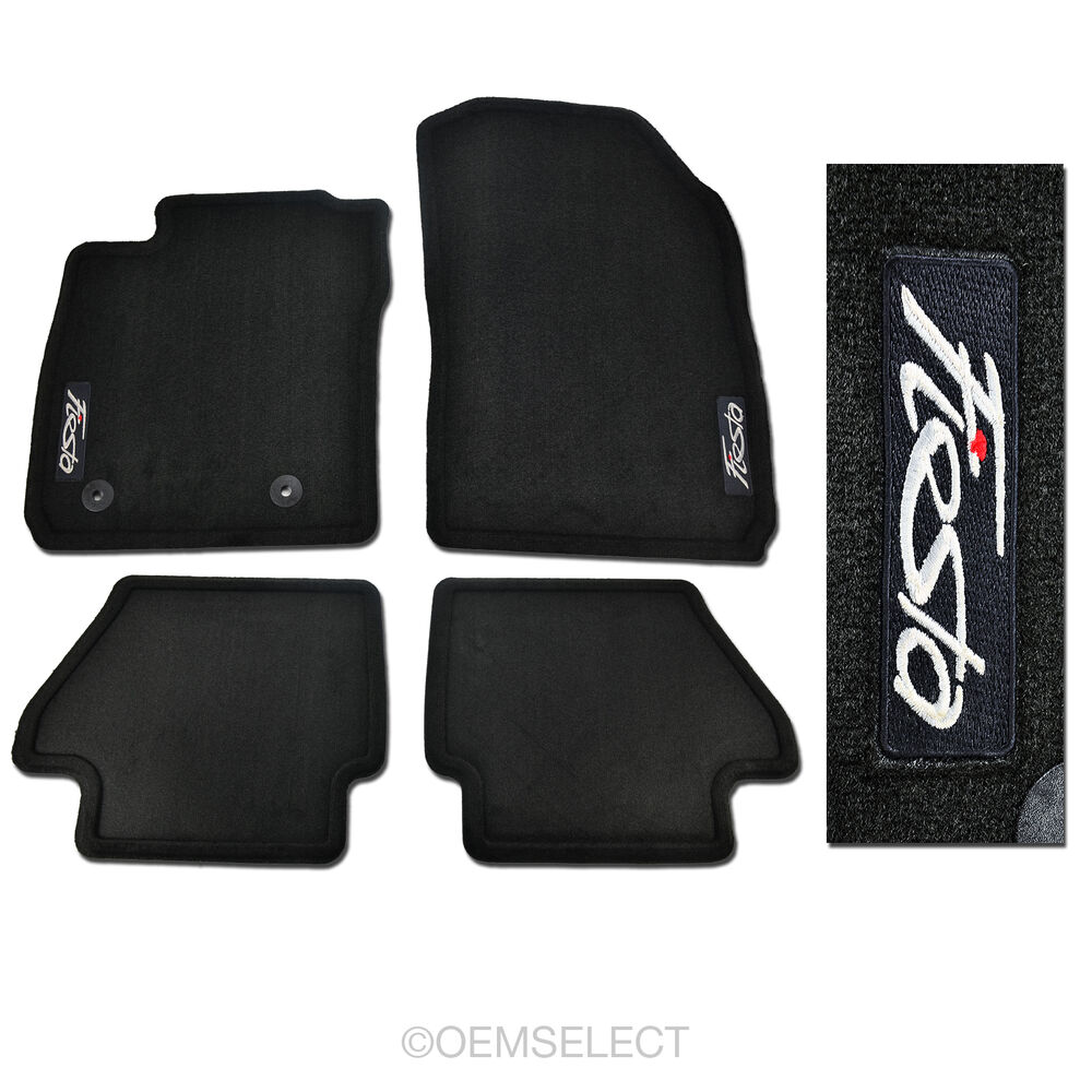 Ford Fiesta Carpet Floor Mats