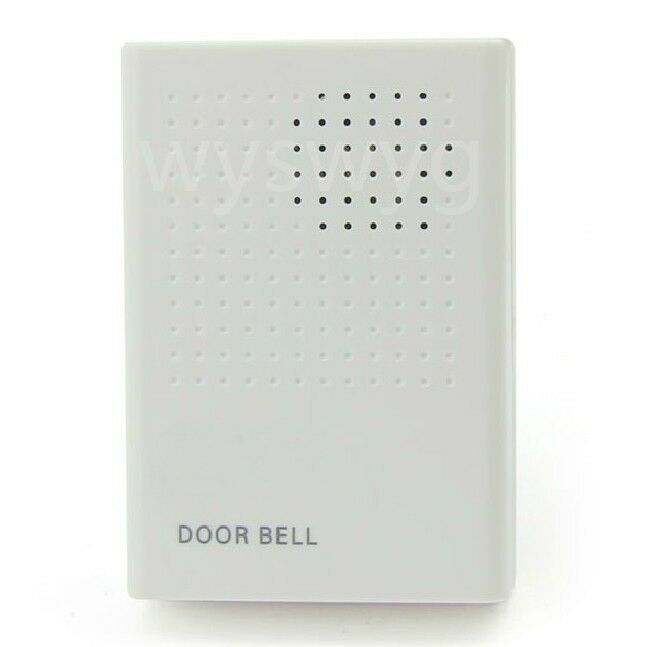 electronic door bell door ring dc 12v white for door