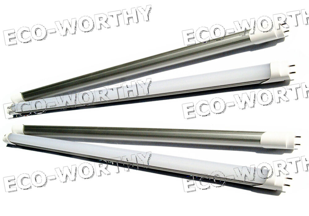 t8 led tube light 85 265vac replace 30w fluorescent bulb 1260lm ebay. Black Bedroom Furniture Sets. Home Design Ideas