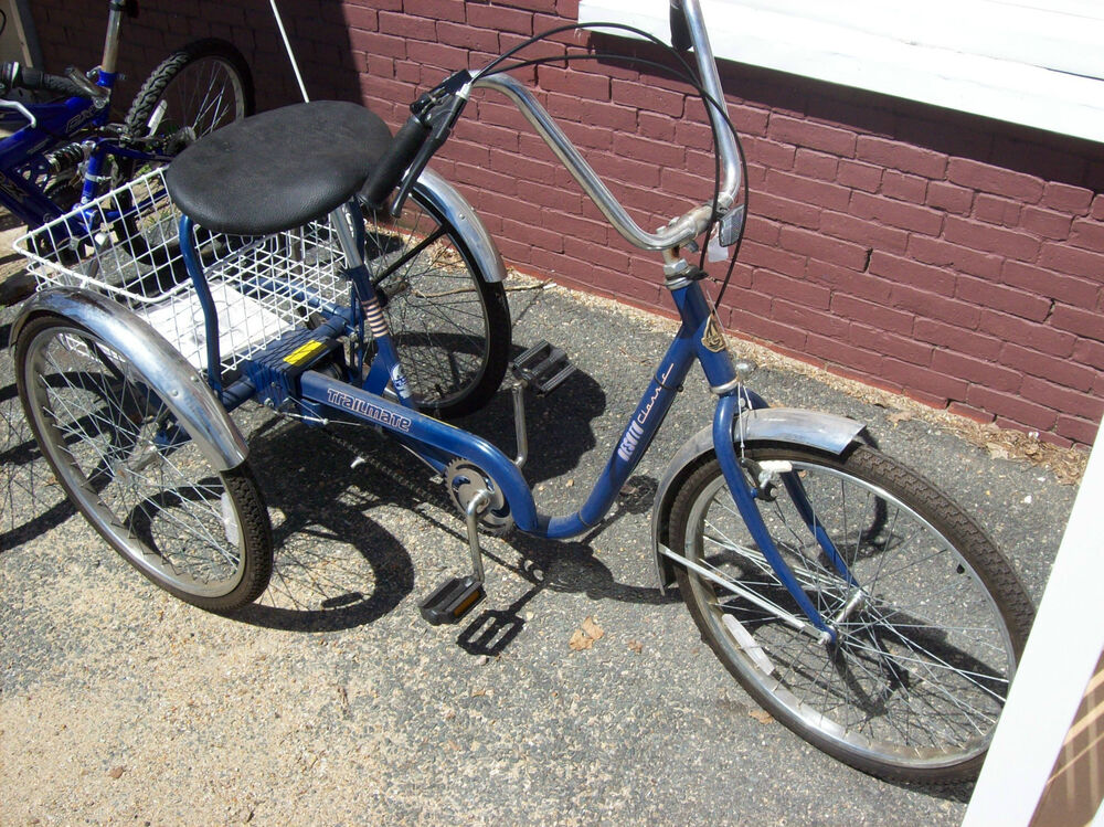 Trail mate adult tricycle