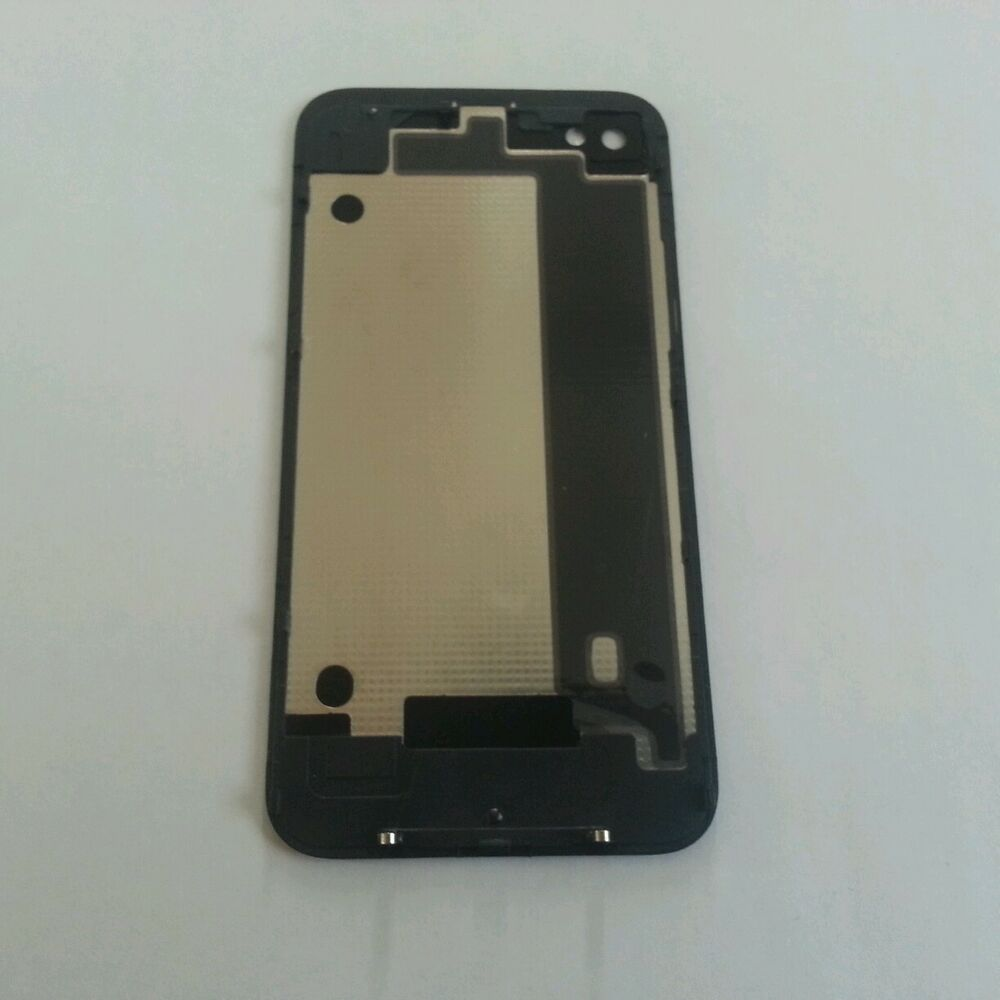 New black battery cover back door rear glass oem for for Glass back door