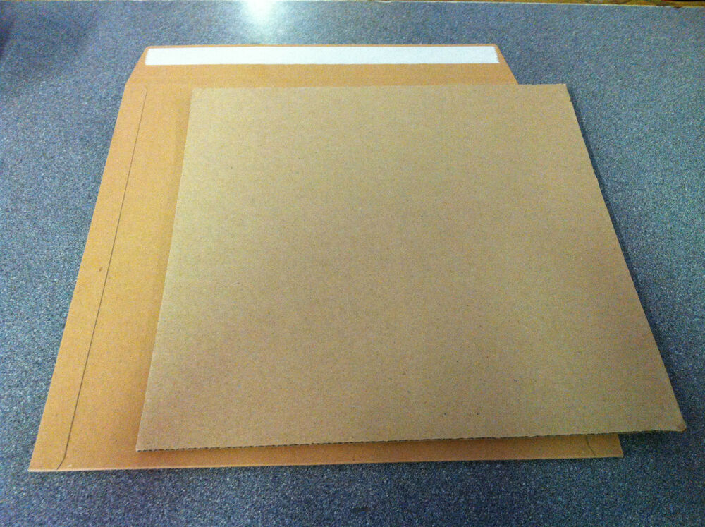50 Record Mailers 50 Cardboard Stiffeners 12 Quot Free