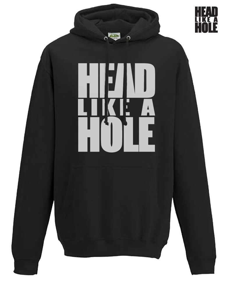 Nine Different Ways You Can Put Your Goals In Writing: NIN NINE INCH NAILS HEAD LIKE A HOLE HOODIE UNISEX
