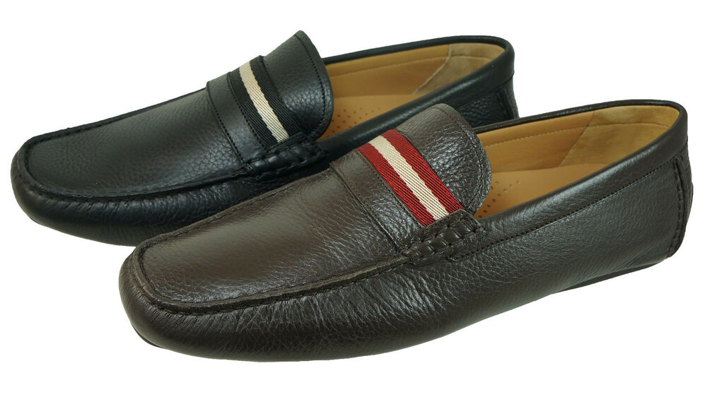 Bally Shoes Mens Loafer