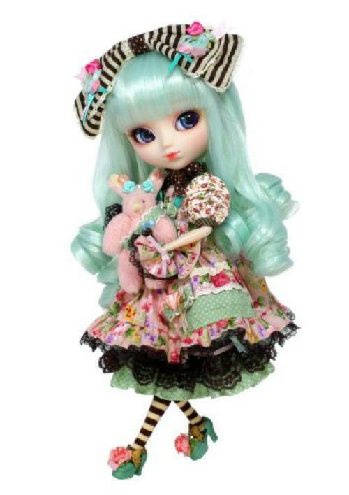 Pullip alice du jardin mint ver alice du jardin mint for Alice du jardin pullip