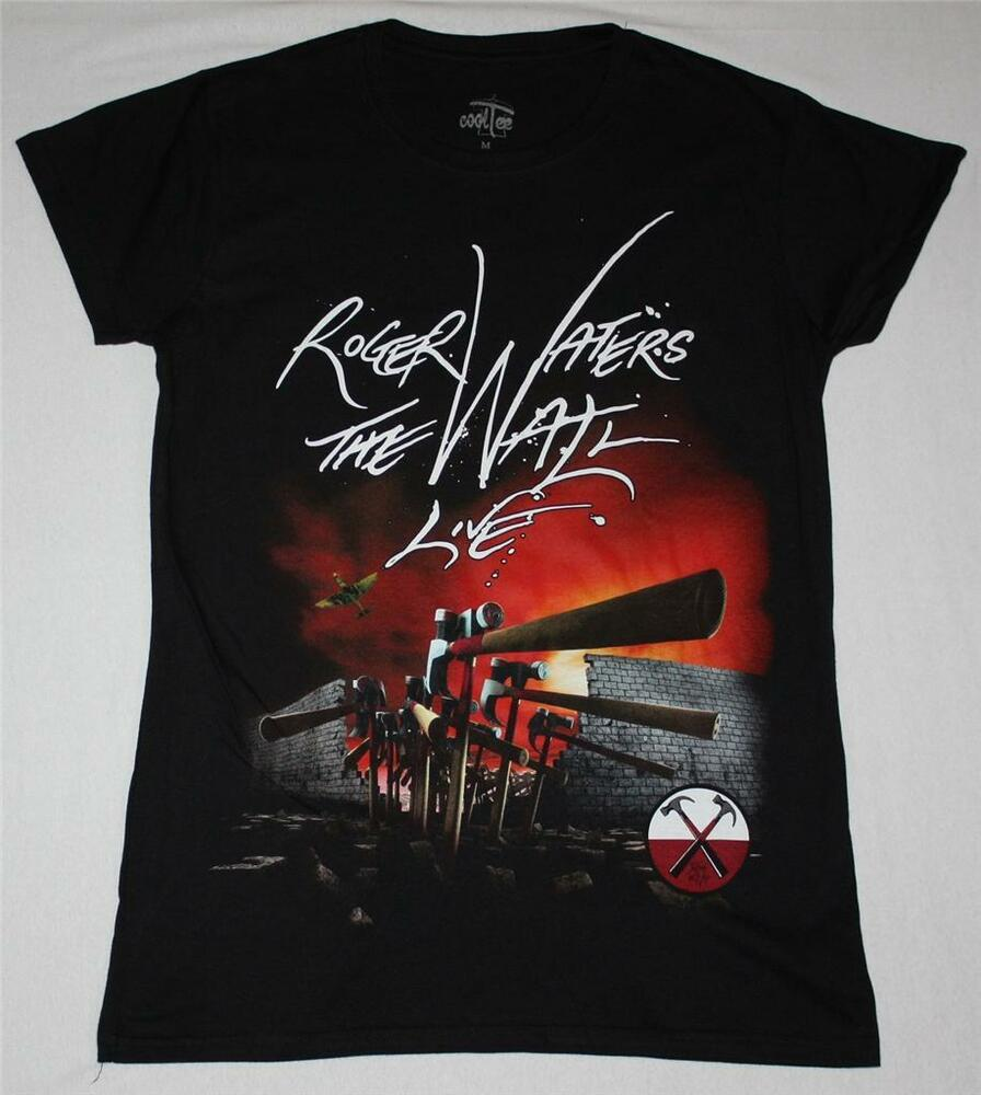 Roger Waters Live Tour T Shirt