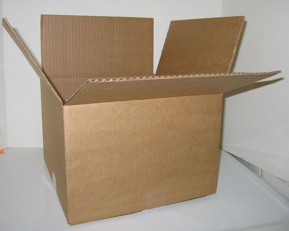 20x20x10 corrugated packing shipping moving boxes 20 ebay. Black Bedroom Furniture Sets. Home Design Ideas