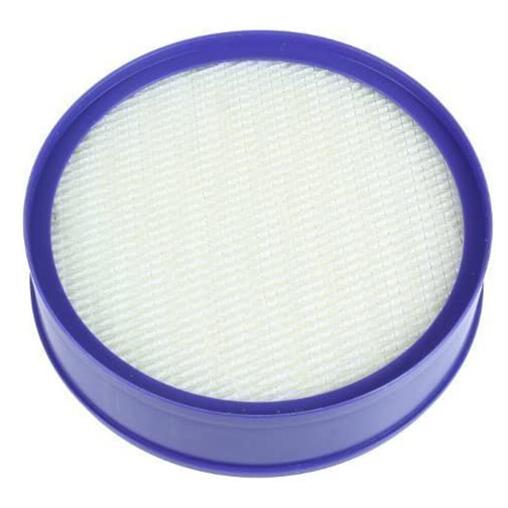 how to clean my dyson filter
