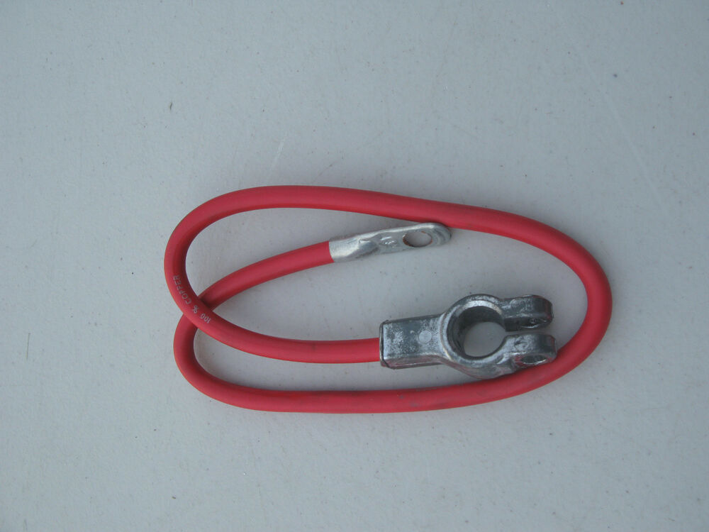 Best Battery Cables : Top post battery cable quot ga ebay
