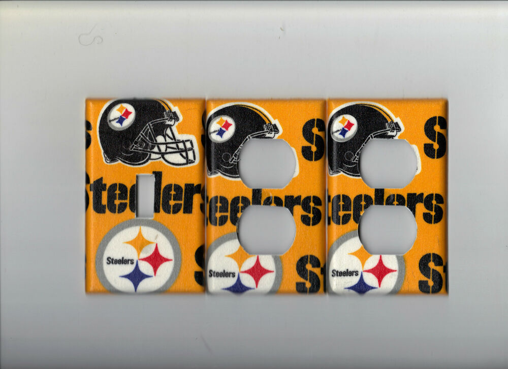 Pittsburg Steelers Light Switch Covers And Electrical