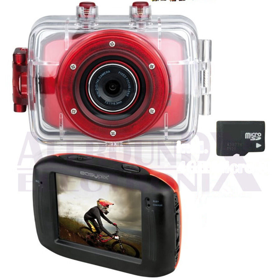 easypix action kamera action cam goxtreme race. Black Bedroom Furniture Sets. Home Design Ideas