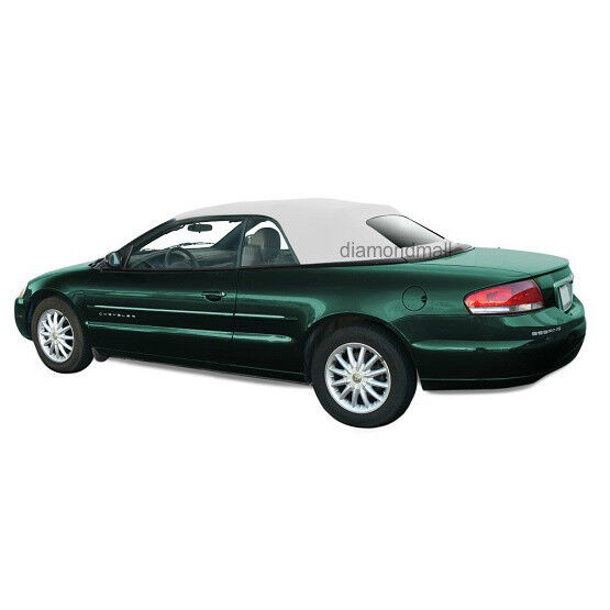 New Chrysler Sebring Convertible Soft Top & Plastic Window
