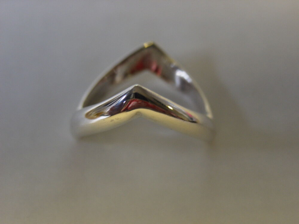 Wishbone Ring Ebay