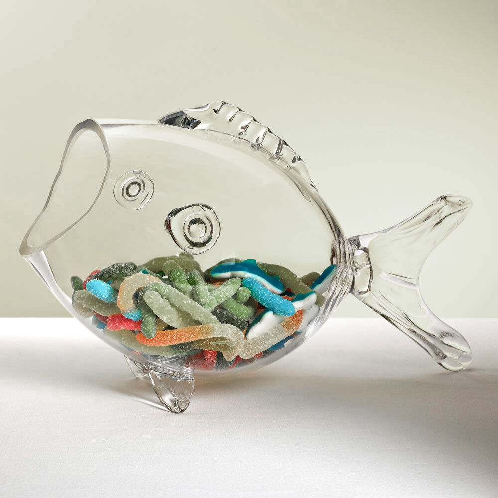 glass fish bowl aquarium air plant home decor display ebay