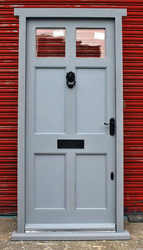 High Quality Exterior Doors Jefferson Door: Hardwood Exterior Door With Frame!!! High Quality!!!